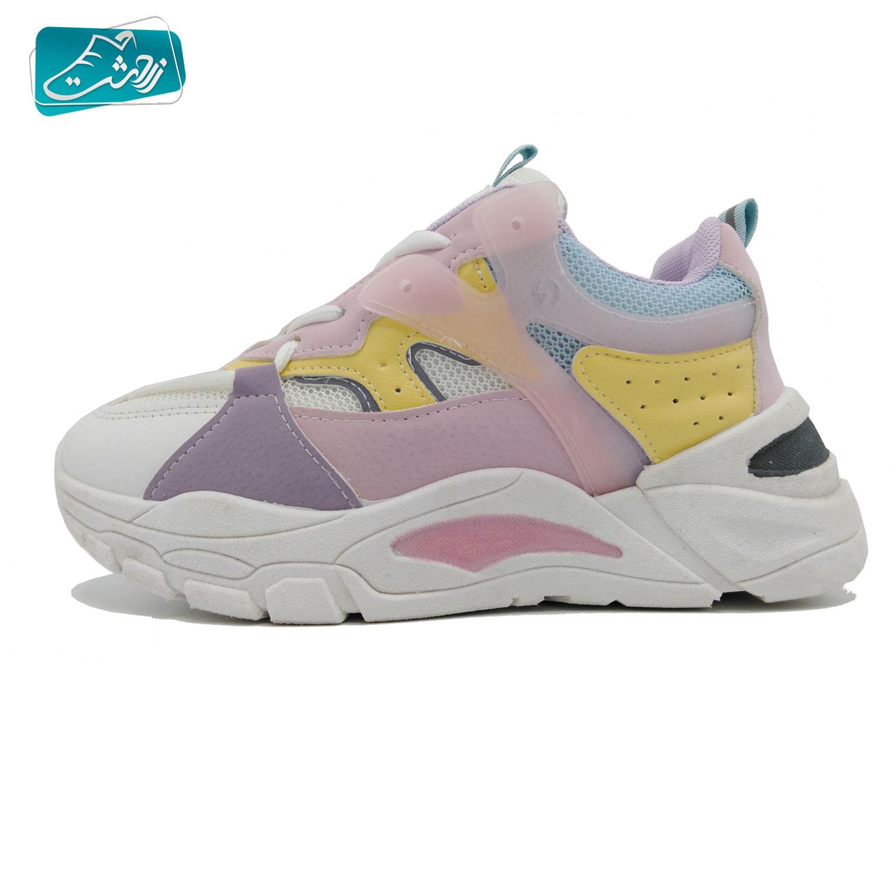 کفش پیاده روی زنانه مدل Fashio_AB12466