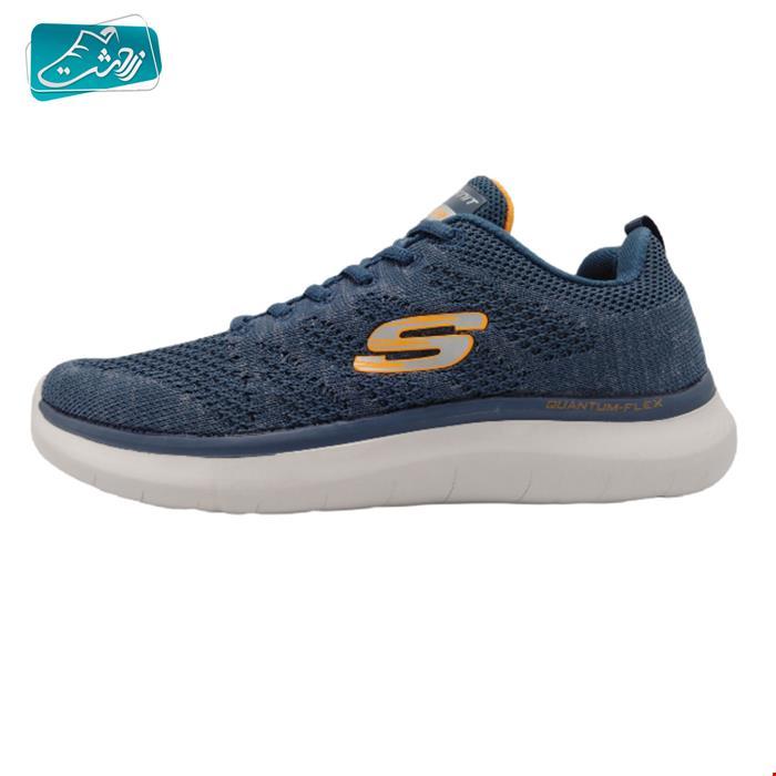 کفش مردانه اسکچرز مدل Bounder_52388_B
