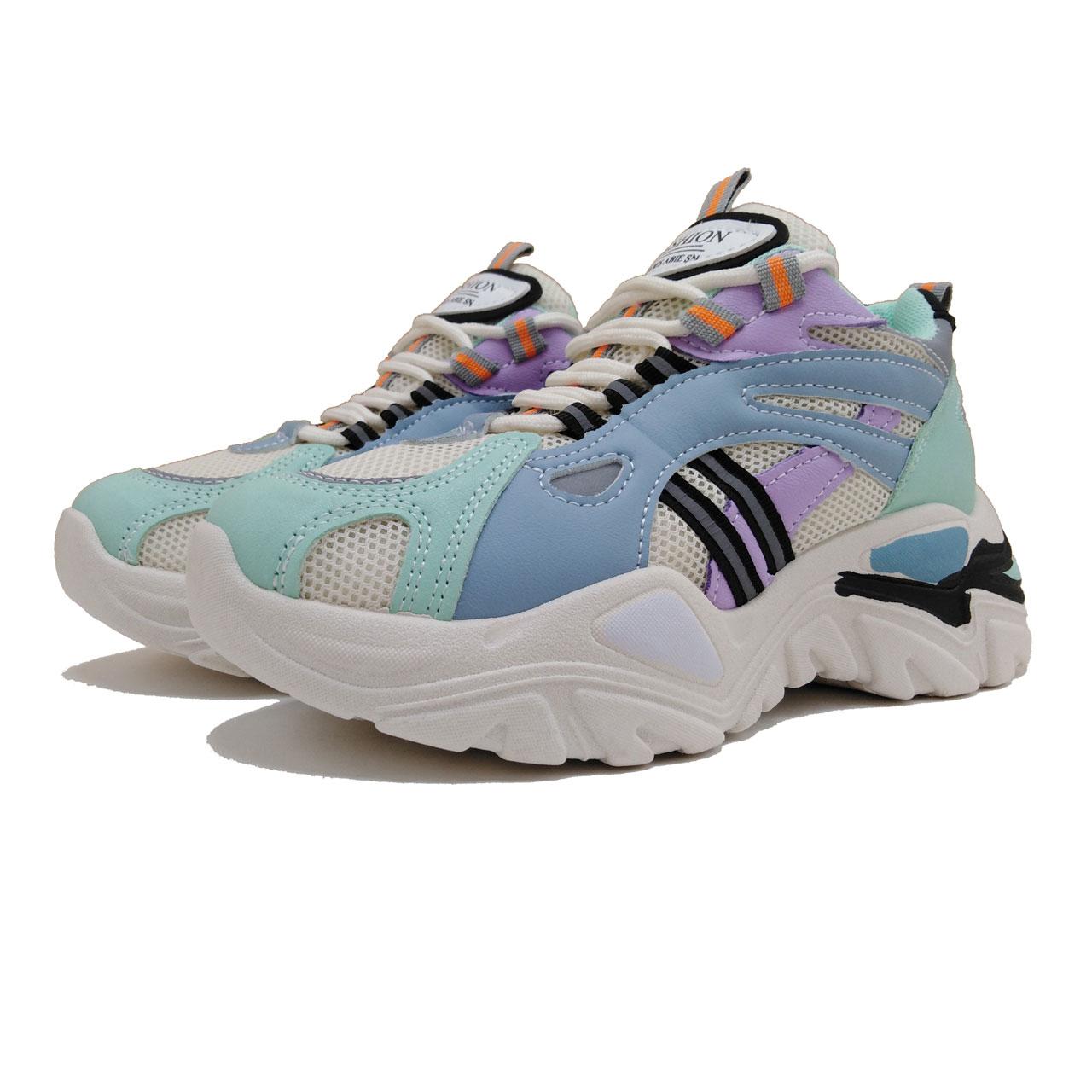 کفش مخصوص پیاده روی زنانه فشن مدل C1