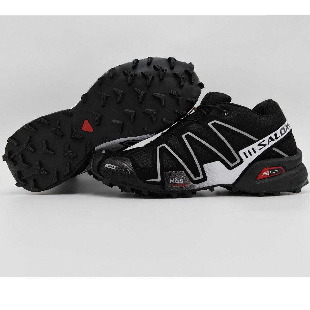 کفش پیاده روی مردانه سالومون مدل speedcross 3