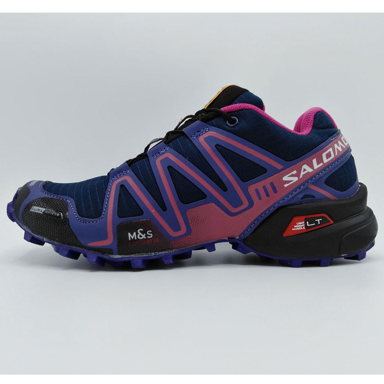 کفش پیاده روی زنانه سالومون مدل speedcross 3