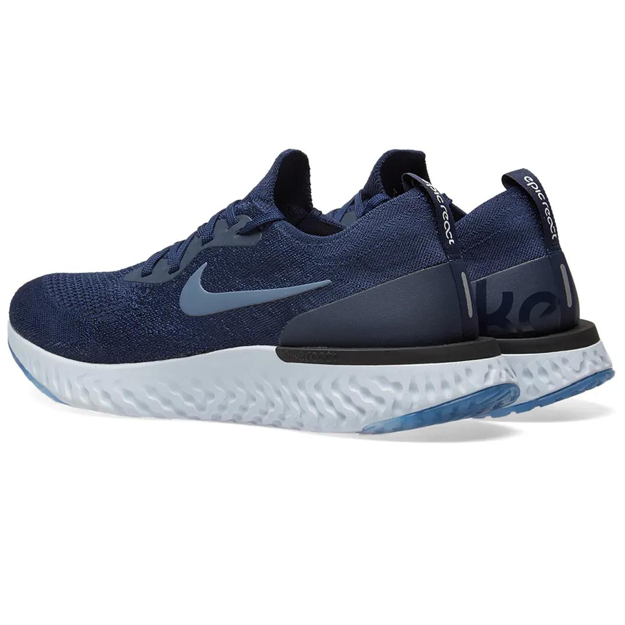 کفش مخصوص دویدن مردانه نایکی مدل Epic React Flyknit