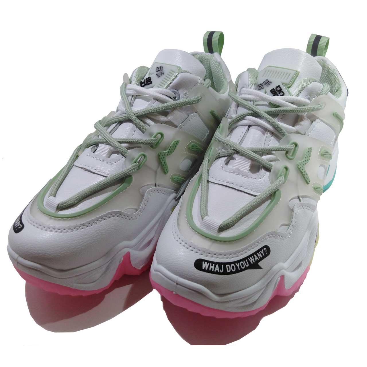 کفش پیاده روی زنانه فشن مدل CLDB MM14