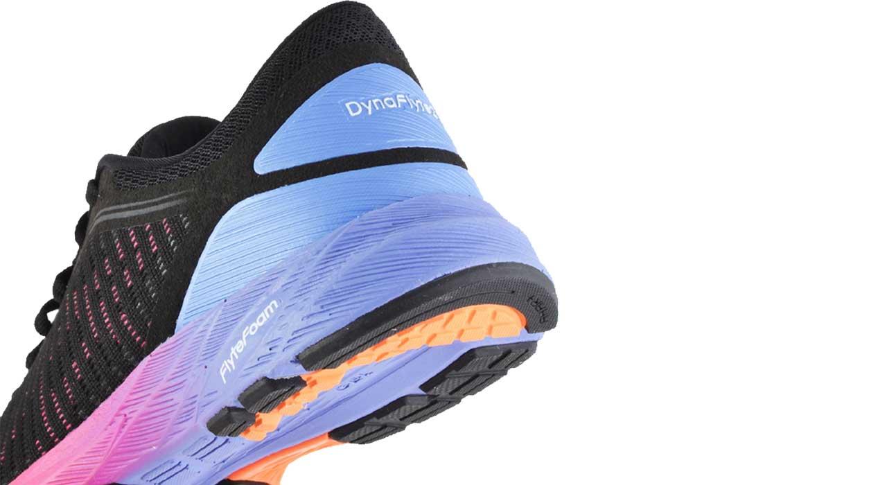 کفش مخصوص دویدن زنانه اسیکس مدل DynaFlyte2_B