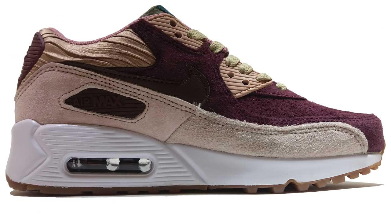 کفش مخصوص دویدن زنانه نایکی مدل Air max 90 LTHR