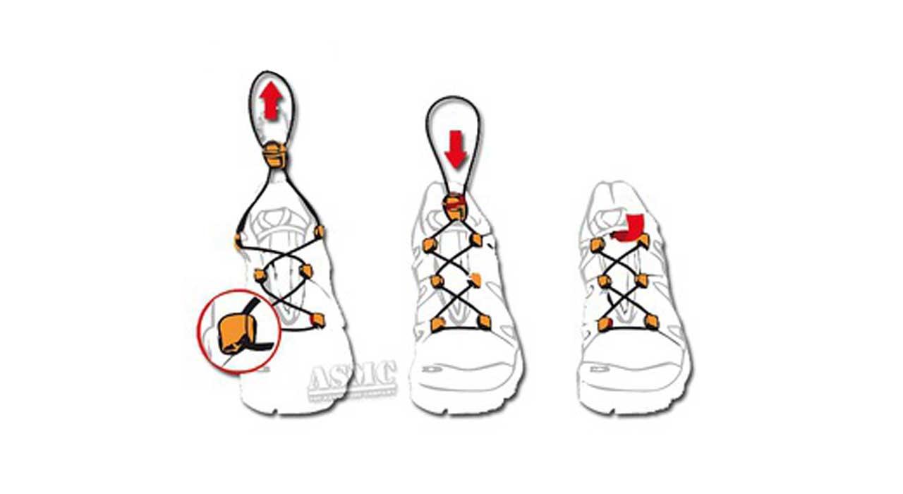 کفش مخصوص دویدن مردانه سالامون مدلSpeedcross 3